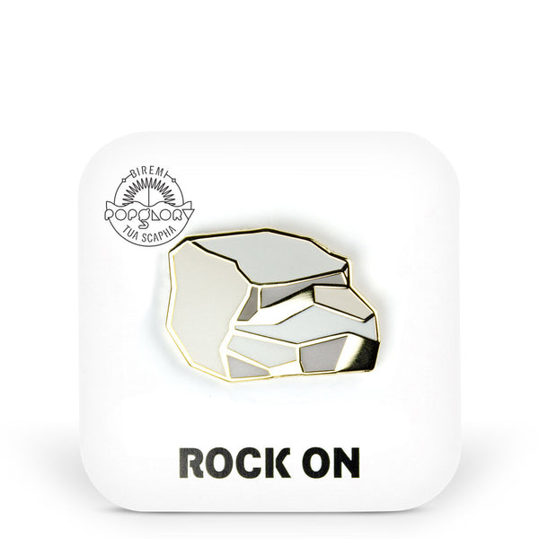Popglory Rock Pin - Rock On
