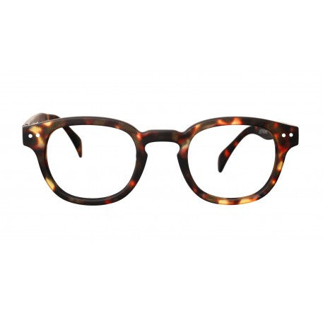 See Concept / IZIPIZI - Reading Glasses #C <br>Tortoise