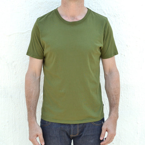 Hemingway and Sons <br>The Silver Lake T Army Green