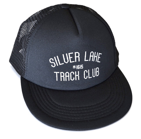 Silver Lake Track Club - Cap (Black)