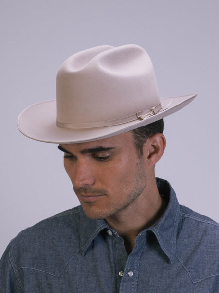 e54527ef84 Stetson - Open Road Hat Silverbelly – Hemingway and Sons