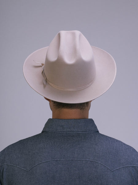 Stetson - Open Road Hat Silverbelly – Hemingway and Sons 0749a9fb763