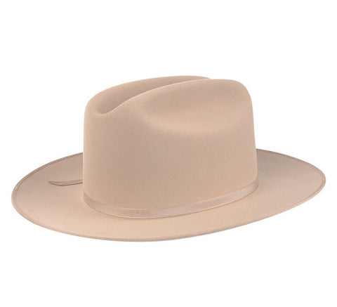 Stetson - Open Road Hat <br>Silverbelly