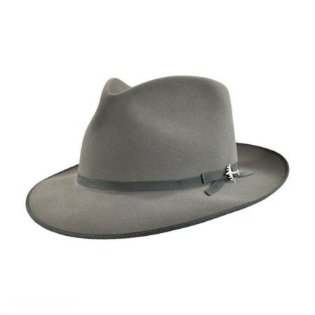 Stetson - Stratoliner Hat Caribou Grey – Hemingway and Sons 69757e3e153