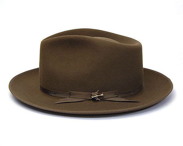 Stetson - Stratoliner Hat <br>Walnut (Brown)