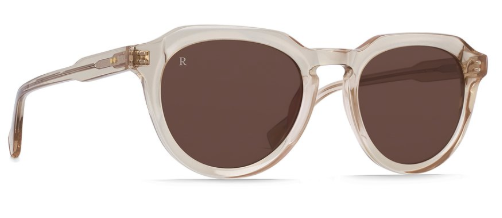 RAEN - Sage Sunglasses - Haze/Plum Brown
