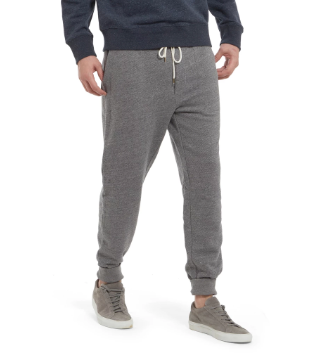 Grayers - Palmer Athletic Fleece Jogger - Charcoal Marl