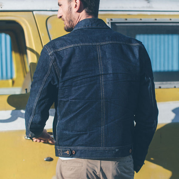 Taylor Stitch - Long Haul Denim Jacket <br>Cone Mills '68 Selvage