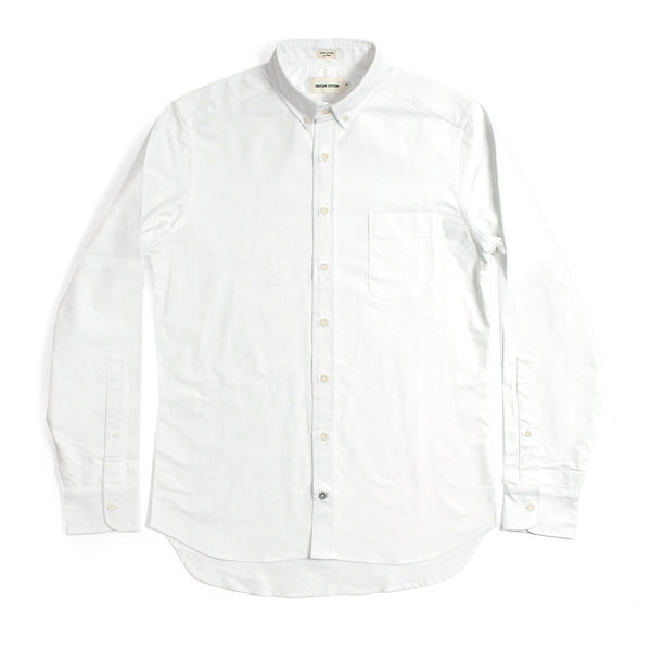 Taylor Stitch - The Jack Shirt <br>White