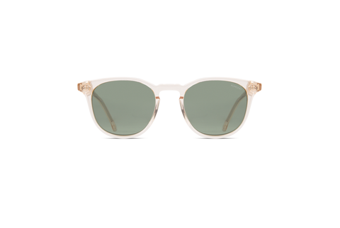 Komono Crafted - The Beaumont Sunglasses <br>Acetate Champage