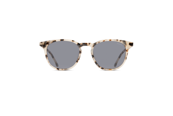 Komono Crafted - The Beaumont Sunglasses <br>Acetate Ivory Demi