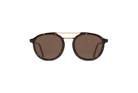 Komono Crafted - The Gilles Sunglasses Acetate Tortoise