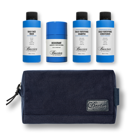 Baxter of California - Travel Dopp Grooming Bundle