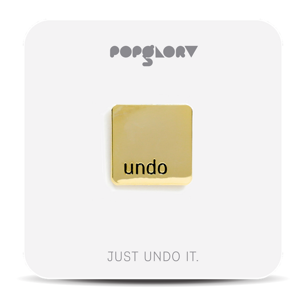 Popglory Undo Key Pin