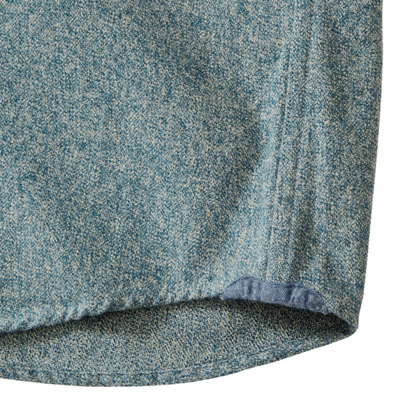 Grayers - Wendover Jaspe Heritage Flannel Shirt - Tapestry