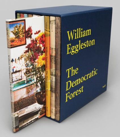 William Eggleston <br>The Democratic Forest (10 Volume Set)