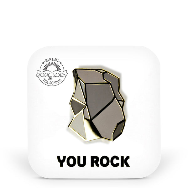 Popglory Rock Pin - You Rock