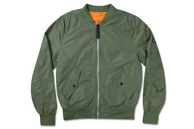 Alpha Industries - L-2B Scout Lightweight Bomber Jacket <br> Sage Green
