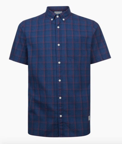 Penfield <br> Annsville Shirt - Navy