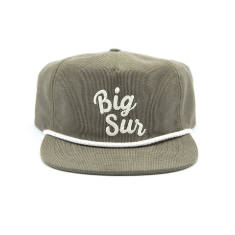 Parks Project - Big Sur Throwback Cord Hat