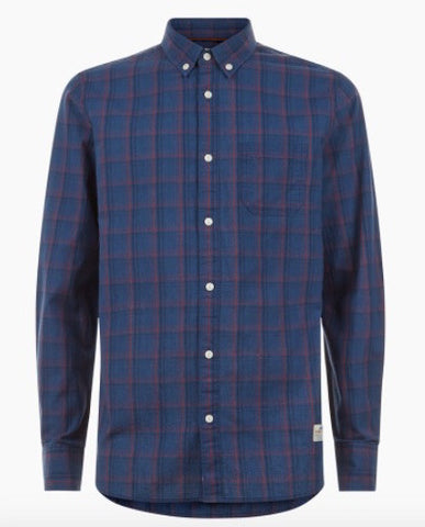 Penfield <br> Calimesa Shirt - Navy