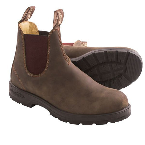 Blundstone - Original 585 Series Boots <br> Rustic Brown
