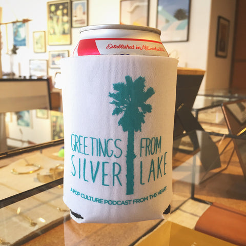 Greetings From Silver Lake <br>Can Koozie