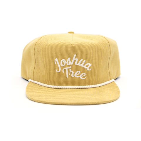 Parks Project - Joshua Tree Throwback Cord Hat