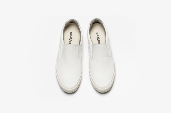SeaVees - Hawthorne Slip On Sneaker Bleach White