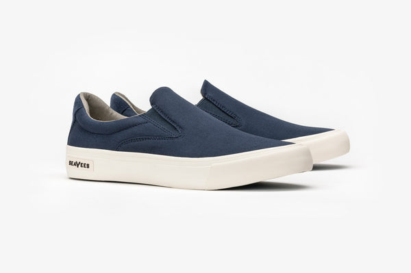 SeaVees - Hawthorne Slip On Sneaker True Navy