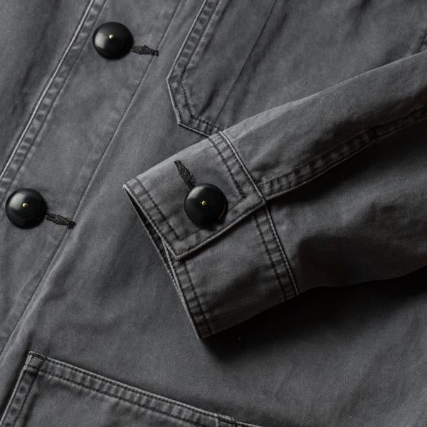 Taylor Stitch - The Ojai Jacket<br> Washed Charcoal