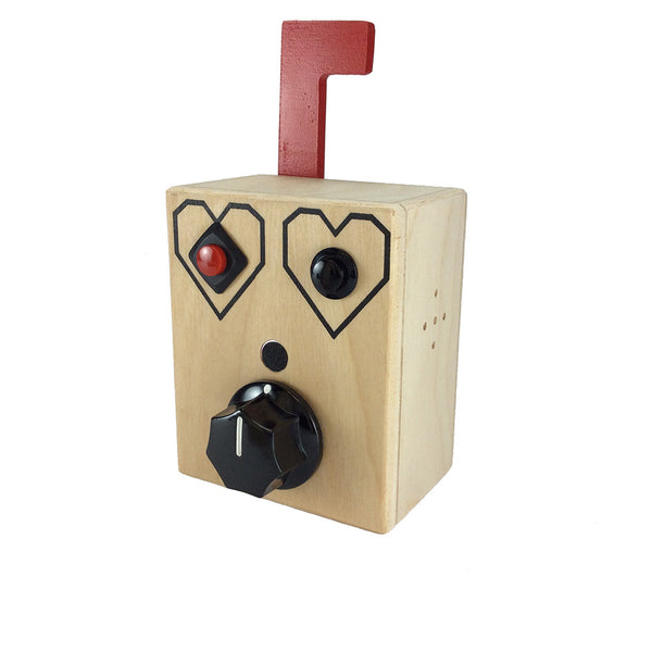 Brand New Noise Voice Recorder - Lil' MIB (Message In a Box)