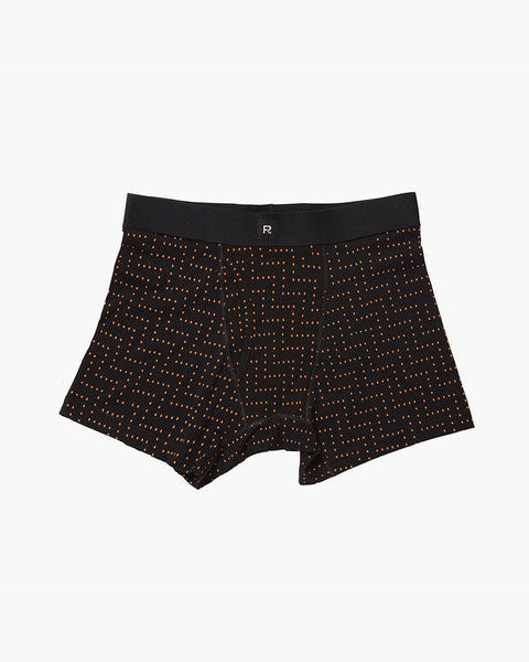 Richer Poorer - 'Leonard' Boxer Briefs Black