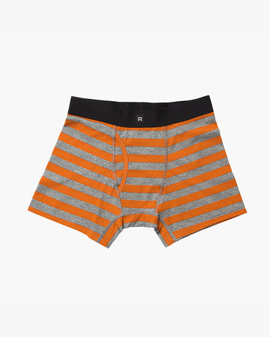 Richer Poorer - 'Theo' Boxer Briefs Charcoal/Brown