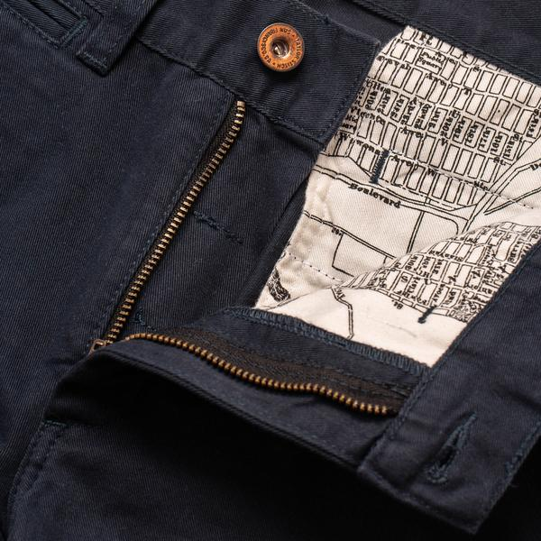 Taylor Stitch - Slim Chino <br> Organic Navy