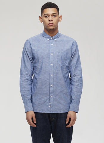 Penfield - Hadley Shirt Blue