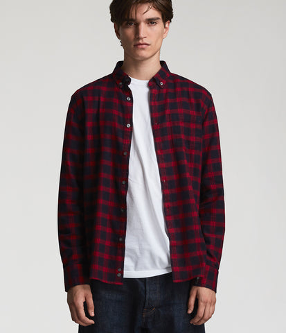Penfield <br> Corey Shirt <br> Red