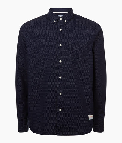 Penfield <br> Lemoore Shirt - Navy
