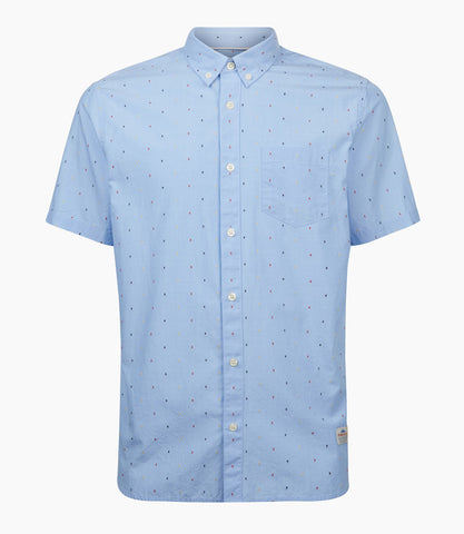 Penfield <br> Cambria Shirt - Blue
