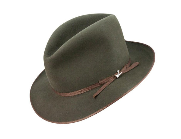 Stetson - Stratoliner Hat Sage – Hemingway and Sons 4b75f7d9210