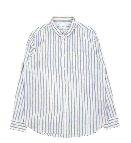 Penfield - Tobias Shirt Blue/White Stripe