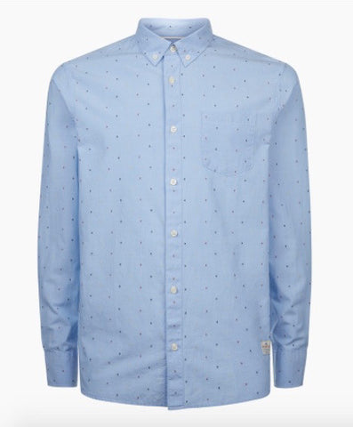Penfield <br> Weaver Shirt - Blue