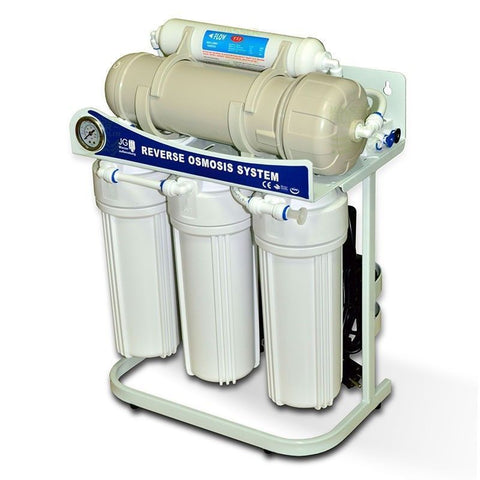 800 GPD direct flow reverse osmosis plant water point 1:1.5