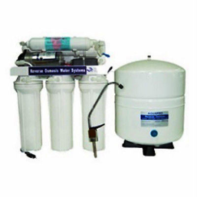 PREMIER REVERSE OSMOSIS WATER FILTER SYSTEM WITH PUMP