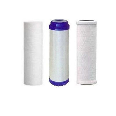 "Reverse Osmosis water filter - Carbon Block Micron 2.5 X 9.75"" GAC Sediment Drinking RO 100 Reverse Osmosis filter system."