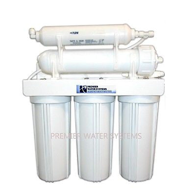 Premier Reverse Osmosis Core System 50 GPD Made in the U.S.A.