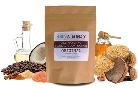 Kona Body Scrub - Original