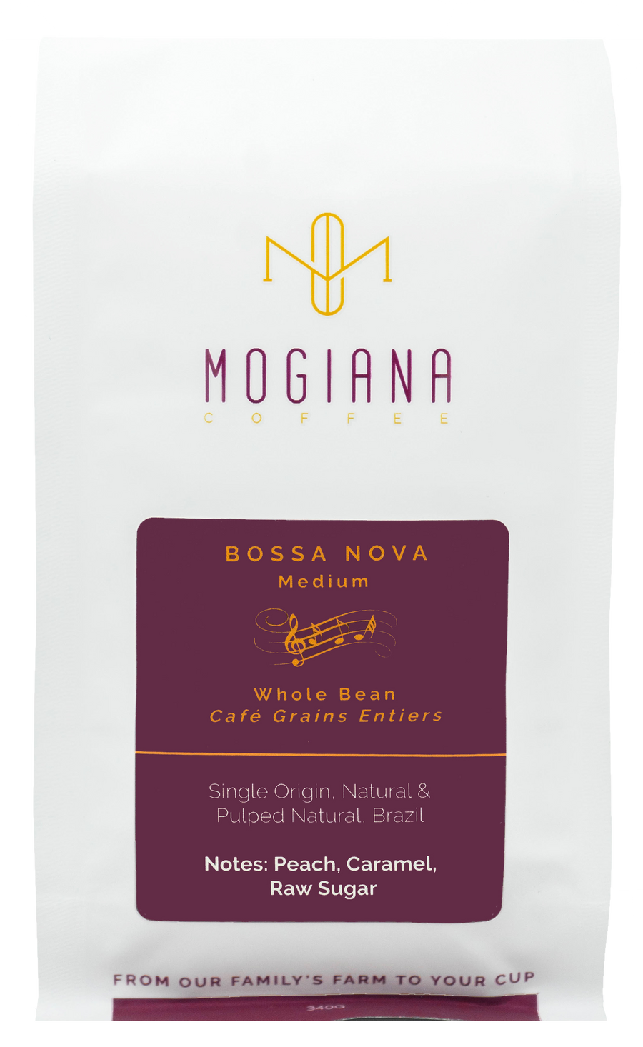 Bossa Nova Medium Roast