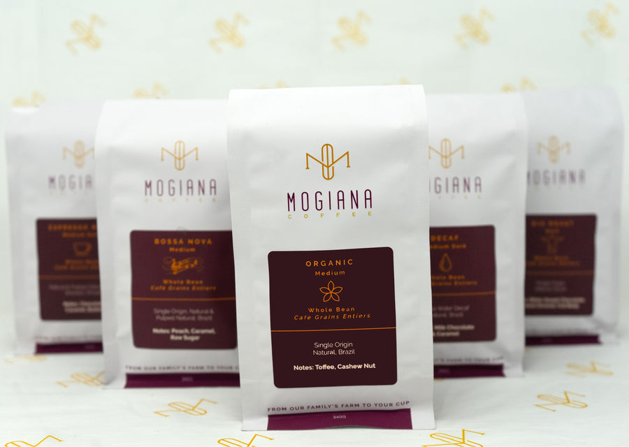 Mogiana Coffee Online Gift Card