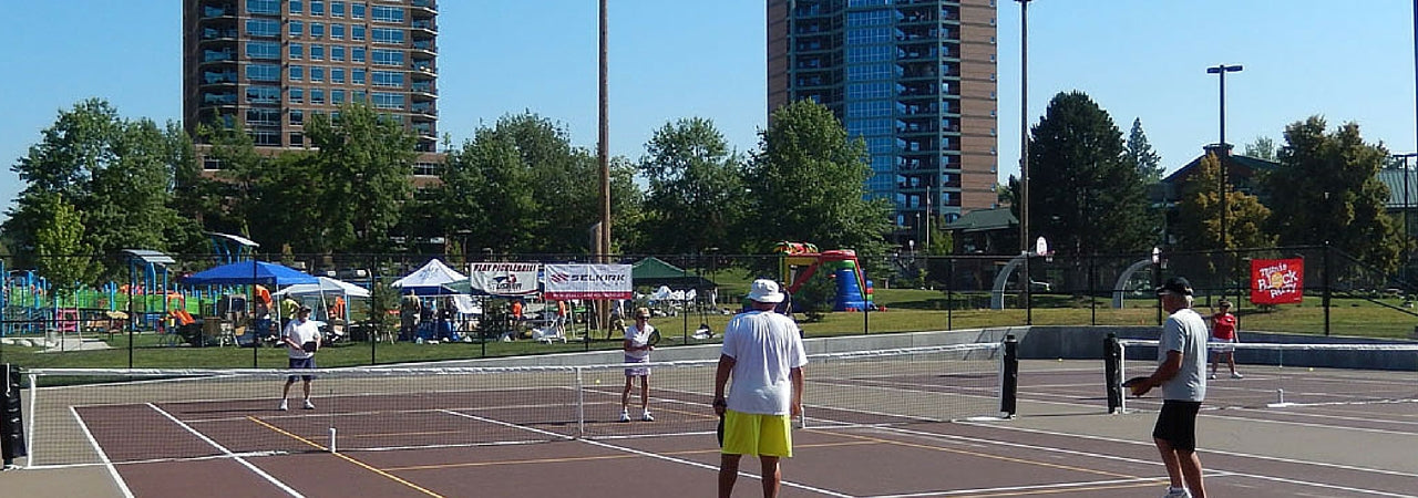 Pickleball Court Locations in the USA